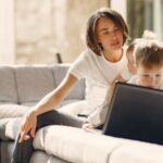 Trabalhar em casa com filhos: Como conciliar trabalho com a educação das crianças